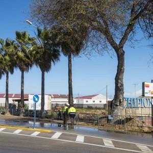 Redexis gas comienza el despliegue de redes de gas natural for Piscina municipal chipiona