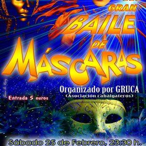 170223 BAILE DE MÁSCARAS 2017