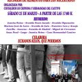 """Una """"chicotá solidaria"""" recogerá alimentos mañana sábado para asistir a las familias necesitadas de Chipiona"""
