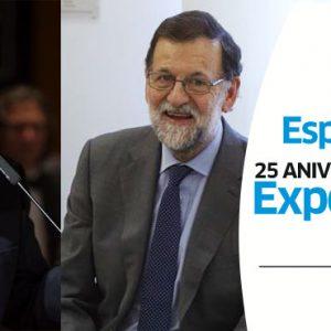 Canal Sur retransmite los 25 años de la llegada del AVE a Sevilla con González y Rajoy