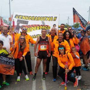 170502 Paco Guisado 40 maratones 1