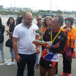 170502 Paco Guisado 40 maratones