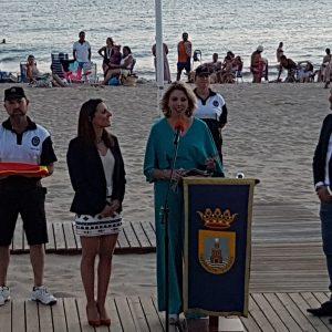 170619 Marina Bernal Inauguración playas