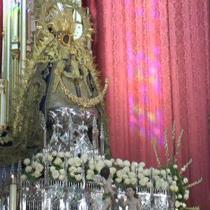 Abierta la inscripción para los  colectivos y asociaciones que deseen participar en la ofrenda floral a la Virgen de Regla