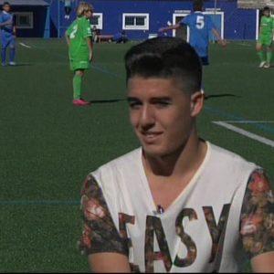 Álex Lázaro jugará esta temporada en el Mérida cedido por el Cádiz
