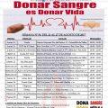 El Centro Regional de Transfusión Sanguínea se desplazará la semana próxima de nuevo dos días a las playas de Chipiona
