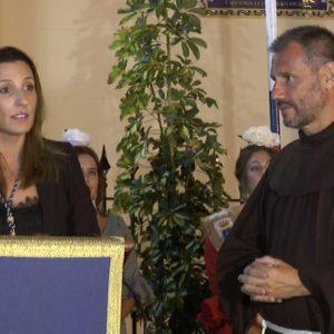 170907 homenaje a franciscanos