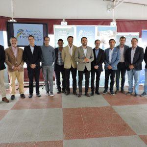 170928 Presentación VIII Desafío Doñana RCNS autoridades