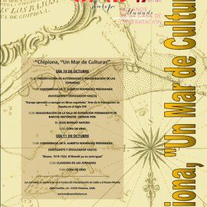 El Castillo acoge hoy y mañana miércoles las jornadas 'Chipiona, un mar de culturas'