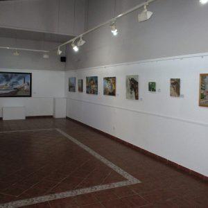 El Chusco ofrece cuatro muestras artísticas hasta final de año