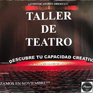 171010 taller de teatro