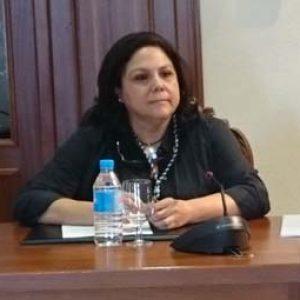 Alicia Valdés anima a participar en unas jornadas sobre titularidad compartida de las explotaciones agrarias por el día de la Mujer Rural