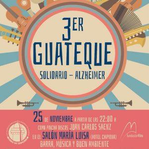 171120 AFA Chipiona y Fundación Vita proponen un encuentro con la mejor música de las últimas décadas en su Guateque Solidario