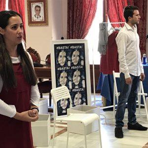 Teatro Día de la mujer
