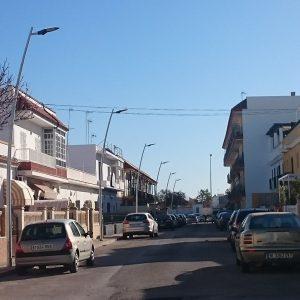 180320 Alumbrado avenida de Málaga