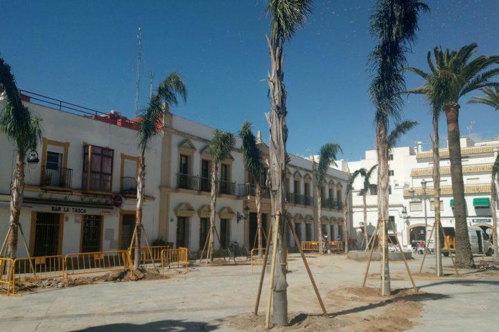 180320 plaza juan carlos I