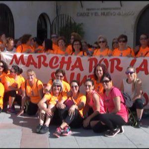 La marcha del Día de la salud de las mujeres de Chipiona cumple el próximo 28 de mayo su mayoría de edad