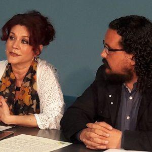 La dirección provincial de IU respalda la campaña de IU Chipiona por la mejora de la educación pública
