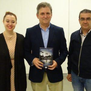 María Zaragoza Paco Gallardo y Paco Robles