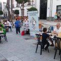 El sábado se abrió la programación de ajedrez veraniego en Chipiona con un  torneo nocturno