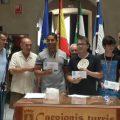 76 participantes en un Open Chipiona de Ajedrez en el que se acabó imponiendo el joven Luis Manuel Esquivias