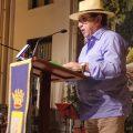 Pepe Pinto se rodeó inmejorablemente para una exaltación de las Fiestas del Moscatel entrañable y cargada de sentimiento