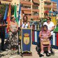 Inaugurado el primer parque infantil de Chipiona adaptado para personas con discapacidad