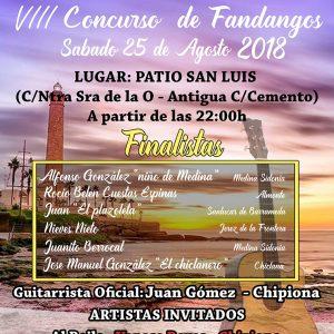 180821 Concurso de fandangos final