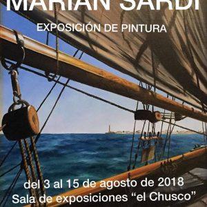 exposición marian sardi