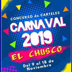 181030 Cartel concurso carteles carnaval 2019