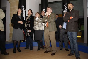 Finalizan en Sanlúcar las obras del Centro de Interpretación del Cádiz mitológico