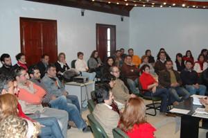 Mancomunidad del Bajo Guadalquivir paga 152.000 euros a 48 jóvenes emprendedores