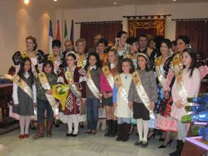 La presentación oficial del carnaval chipionero con el recuerdo a Jesús Díaz Miranda.-
