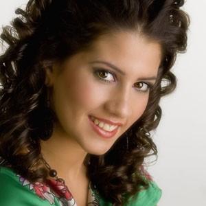 La joven  Rebeca Guzmán elegida Perla del Carnaval 2009 de Chipiona.
