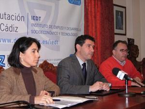 Diputación destina a chipiona más de 1'2 millones de euros en sus nuevos planes de empleo