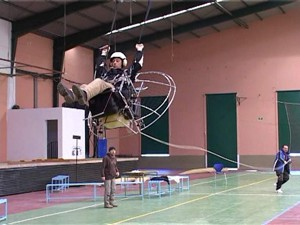 Los clubes de paramotores Bajo Guadalquivir y Dos Hermanas  organizan un curso de lanzamiento de paracaídas de emergencia