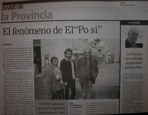 """El Fenómeno de El """"Po sí""""(o Pozí)(*)"""