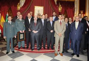 Diputación de Cádiz entrega las distinciones del 19 de marzo: el máximo reconocimiento de hijo predilecto- recae en el cardiólogo Manuel Concha