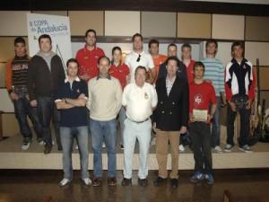 Nuevo triunfo de los regatistas chipioneros en la Copa Andalucía 2009