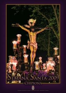 Una fotografía de Miguel Angel Castaño anuncia la Semana Santa en Chipiona.-