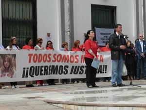 Chipiona, solidaria con la familia de Marta del Castillo