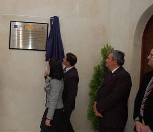 Presentado el centro 'Cádiz y El Nuevo Mundo' en el Castillo de Chipiona