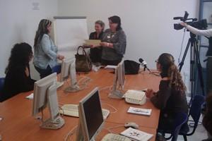 Clausurado en Chipiona un nuevo curso de animación a las nuevas tecnologías dirigido a mujeres
