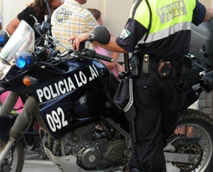 Comisiones Obreras denuncia el mal estado de vehículos y transmisiones en Policía Local de Chipiona.-