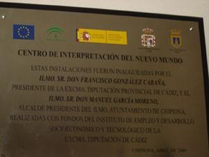 """El PP teme que el Castillo de Chipiona  sea un nido de """"enchufados de forma vitalicia"""".-"""