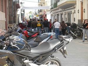 Sin incidencias en Chipiona durante el Gran Premio de Motociclismo de Jerez