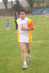 El chipionero  Alberto Rodríguez gana tres oros en el Campeonato de España de la ONCE