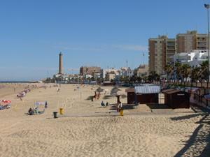 Conceden 21 banderas azules a playas gaditanas