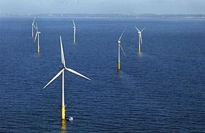 Los ecologistas chipioneros quieren saber detalles del proyecto de parque eólico marino