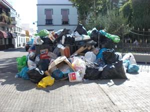 El PP advierte de la supuesta  quema de basuras incontroladas por parte del Ayuntamiento de Chipiona.-